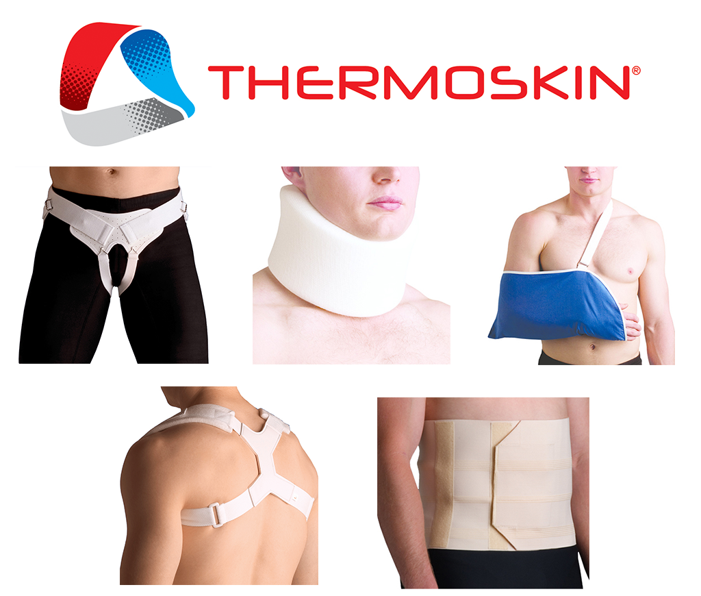 new injury and pain relief products from Thermoskin